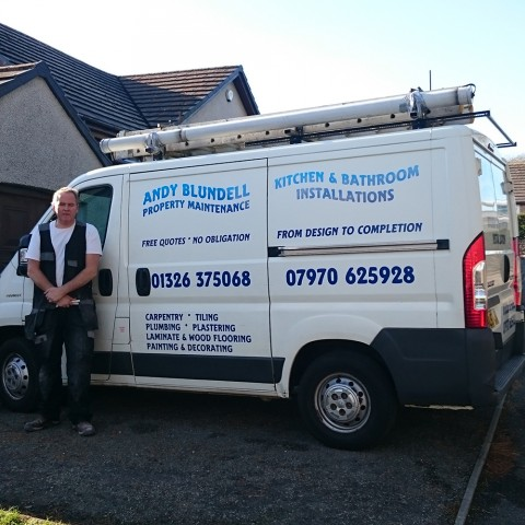 Andrew Blundell Property Maintenance Services in Falmouth, Cornwall