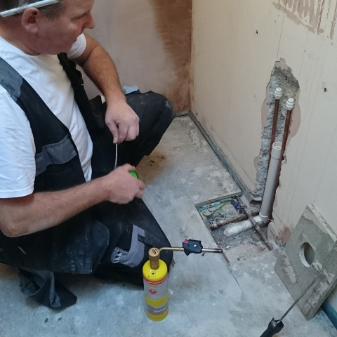 Plumbing Services in Falmouth, Cornwall – Andrew Blundell Property Maintenance Services