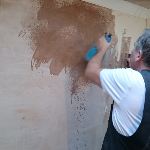 Plastering Services in Falmouth, Cornwall – Andrew Blundell Property Maintenance Services