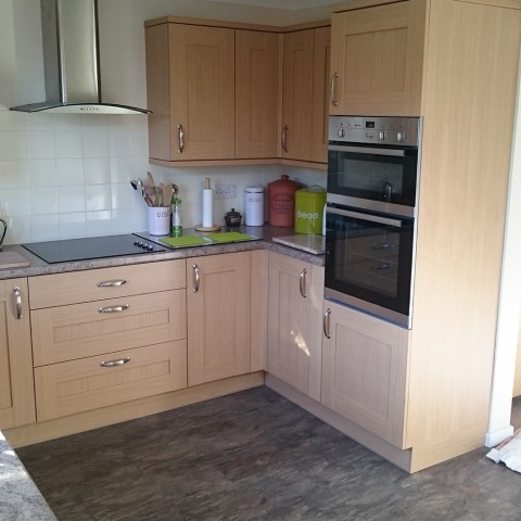 Kitchens Services in Falmouth, Cornwall – Andrew Blundell Property Maintenance Services